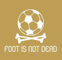 foot is not dead